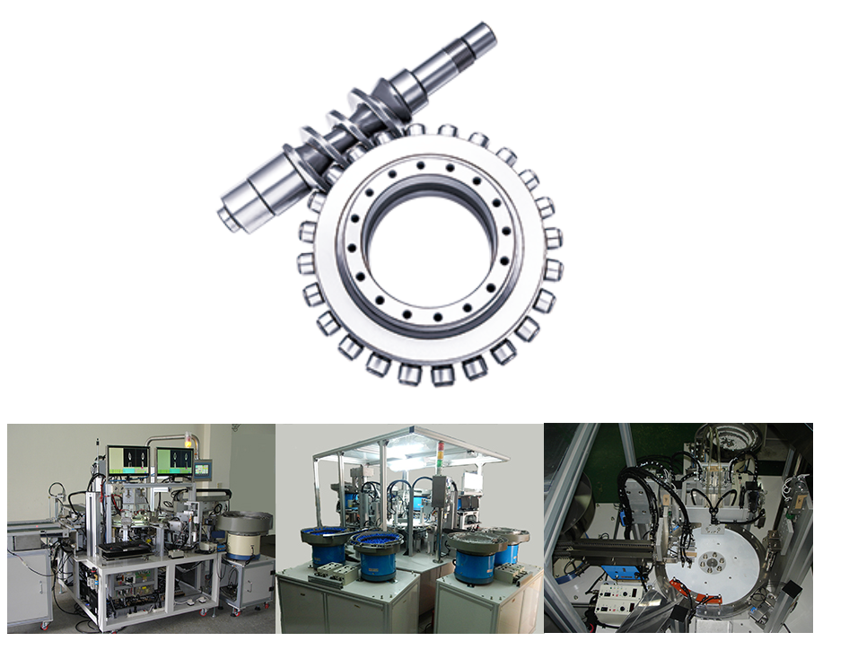The World's Mainstream Precision Drive Technology